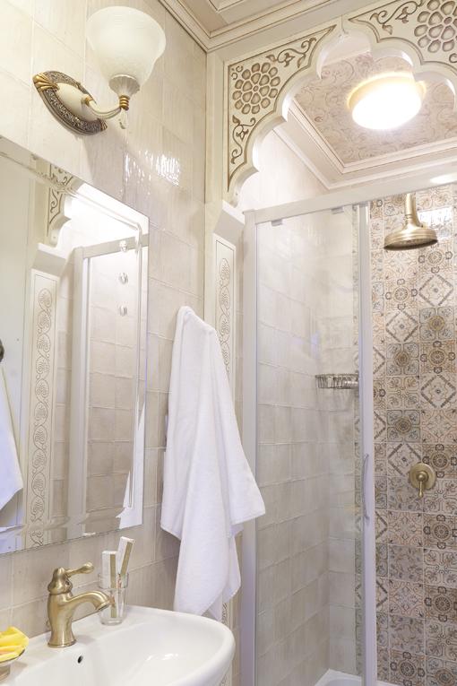 Дизайн интерьера гостиничного номера в индийском стиле